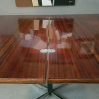 Rise & Fall Table by JM Thomas for Wilhelm Renz